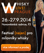Whisky Live Prague